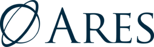 Ares logo.