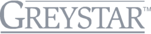 Greystar logo.