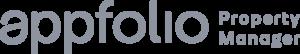 App Folio Property Manager logo.