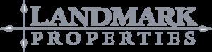 Landmark Properties logo.