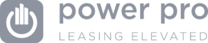 Power Pro leasing elevated logo.
