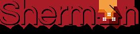 Sherman Residential logo.